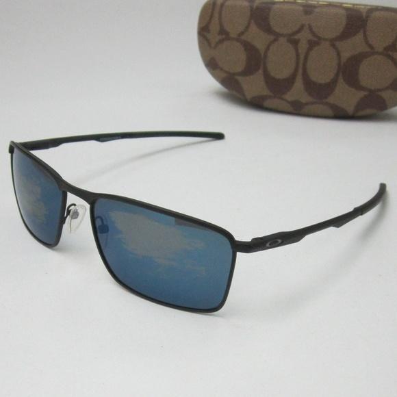 32942cbd23 ... free shipping oakley oo4106 03 polarized mens sunglasses oll148 ecf97  98365